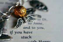 harry potter♥ / by Darlene Valladolid