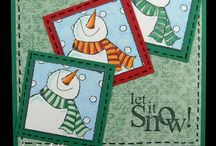 Cards - Snowman / by Sherry Clark
