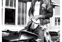 B i k e / The perfect man? A poet on a motorcycle... / by L a u r i e