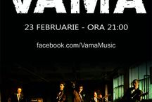 Our gigs / by Vama