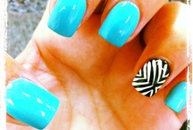 Nails / by Chelsea Lyn