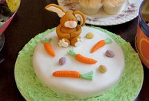 Easter Ideas / Easy ideas to make the holiday more festive for kids / by Sherry Varga