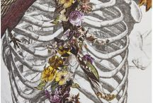 Skulls and skeletons / by Tom Jones