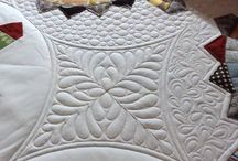 Long ARM quilting ideas No 2 / by Jo Ann Volenec