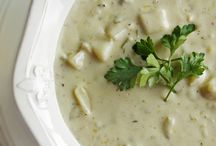 Food: Soups & Stews / by Erin Henry