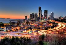my love, Seattle  / by Elizabeth Doss