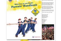 CUB SCOUTS-PARENTS / by Diane Campbell