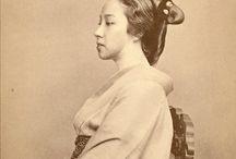 fotos del antiguo Japon / by Jesusa Quiros