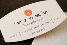 Business Cards / by Andreas Mueller