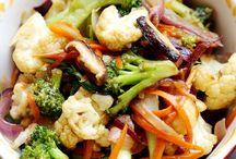 Repins - Vegetables / by Delicious Happens