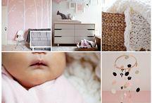 baby room / by Mandy Birdwell