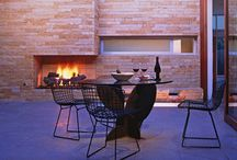 Outdoor Fireplaces / by Garden Design