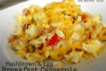 Recipes- breakfast / by Raechal Carron