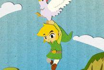 Zelda / by Anitha01