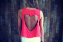 Backless & cut outs<3 / by Patricia Escobar