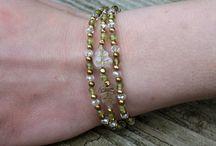 Green Jewelry / Handmade Jewelry in Green / by Marla Bee Designs