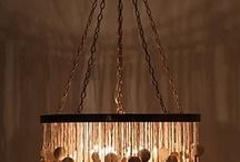 light fixtures / by Sar Jo