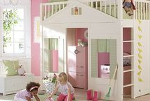 { bella's bedroom } / Ideas & Inspirations for my daughters bedroom / by ❀ mzsharlie ❀
