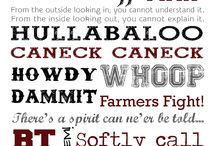 Hallabaloo Caneck Caneck / Any and All things Aggie, as well as any and all things Texas, because although they are both great as separate entities, together they are epic! / by Sara O'Dell
