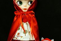 Little Red Riding Hood And The Big Bad Wolf / No Wolves / by Linda McRea