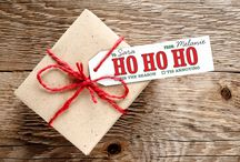 Holiday Stuff / Crafts and freebies to help you lessen your load for the holidays. / by Knock Knock
