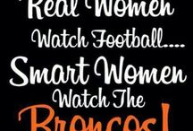 broncos / by emily lammers