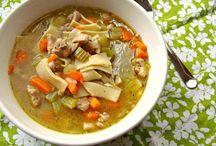 Soups / by Jami Kuckelman