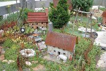 Fairy Gardens / by Debbie Stevens Heazle