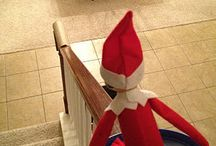 Elf on the shelf ideas  / by Annie Lozano Martinez