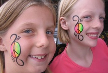 face painting / by Joani Morales