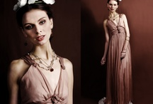 {BRIDAL} Bridesmaids & Coloured Wedding Dresses / by Belle & Bunty
