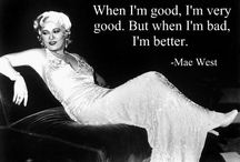 Women Who Are Awesome as Shit / This board is dedicated to brilliant, hilarious women. / by Mary McCarthy