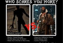 Shadow Lurkers vs Other Villians / by Shadow Lurkers