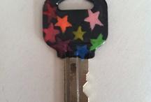 Keys :) / by Morgan Lutz