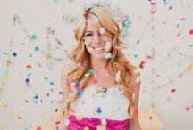 confetti / by Stephanie Vogler