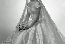Here comes the bride / by Lorraine Clarke