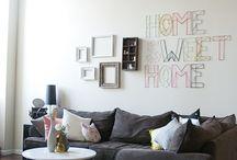 Home Sweet Home / by Stephanie Cordero
