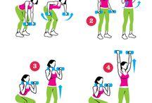 Fitness / by Marina Civita