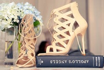 Lets talk shoes / by Bianca Rojas