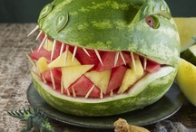 """Nom Nom Nom / Things I will never make but impress people with by """"planning"""" to cook them :)  / by Lou Lou King"""