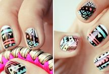 MORE NAIL ART / by Shanella Henry-Norwood