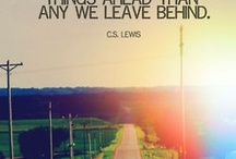 C.S. Lewis  / by Gina McBride