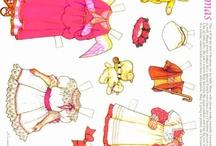 Paper dolls / by Jan MacKay