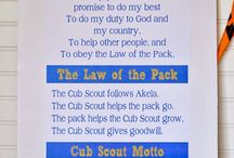 Cub Scouts / by Stacy Wesley