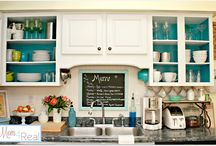kitchen / by Chandra Theis