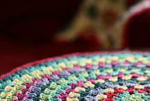 Crochet mandala / by Kathy Allard