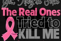 Breast Cancer Awareness / by Sarah Freimann