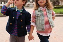 Kiddie Fashion / by Jerran Townsend