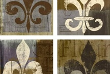 Obsessed With Fleur De Lis / by Olivia Brown-Nelson