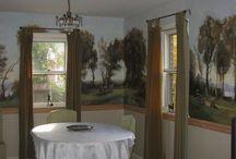 dining room / by Ashley Gaddy